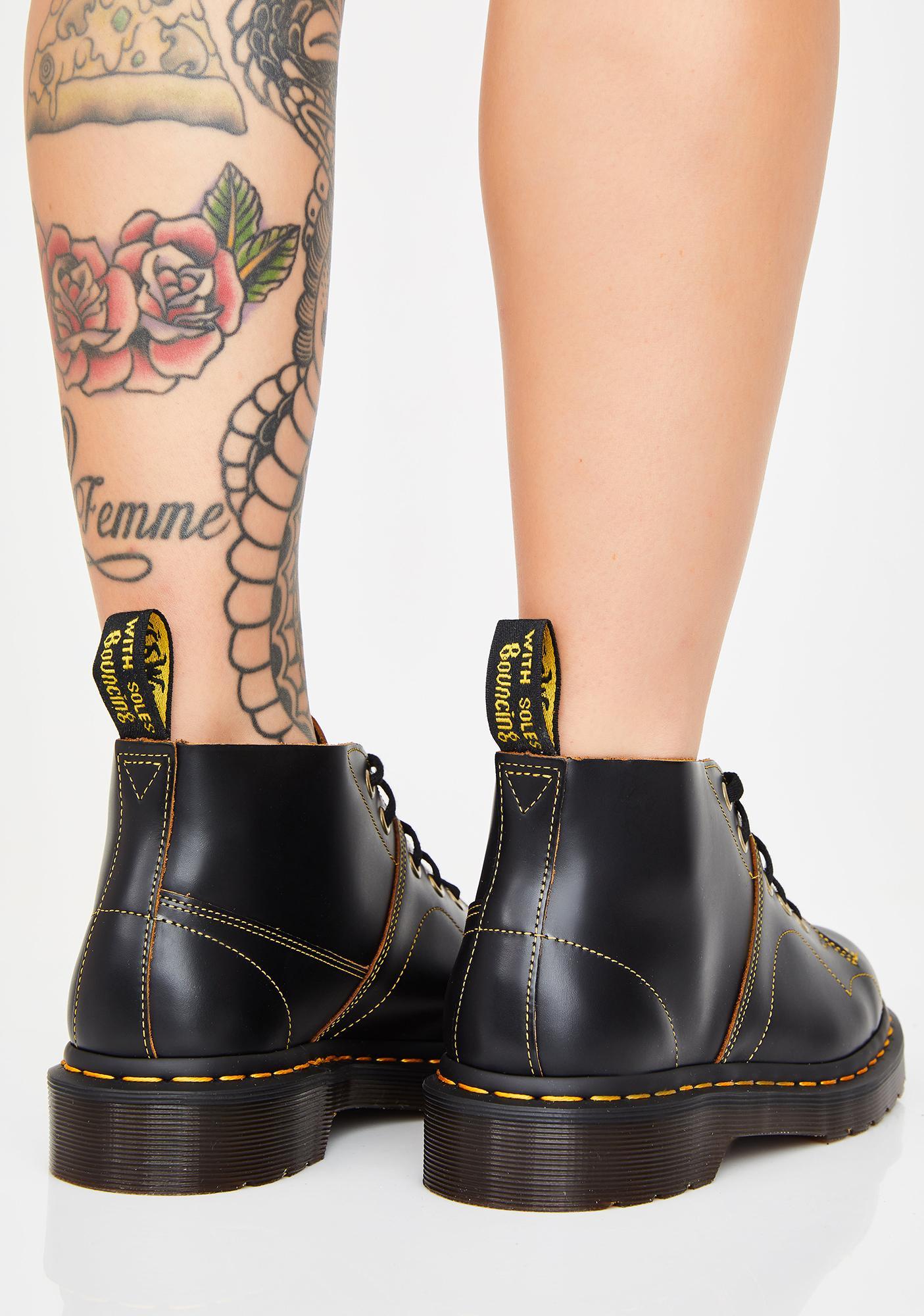 Dr. Martens Church Vintage Boots