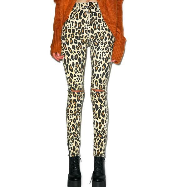 Twiin Panthera Skinny Jean