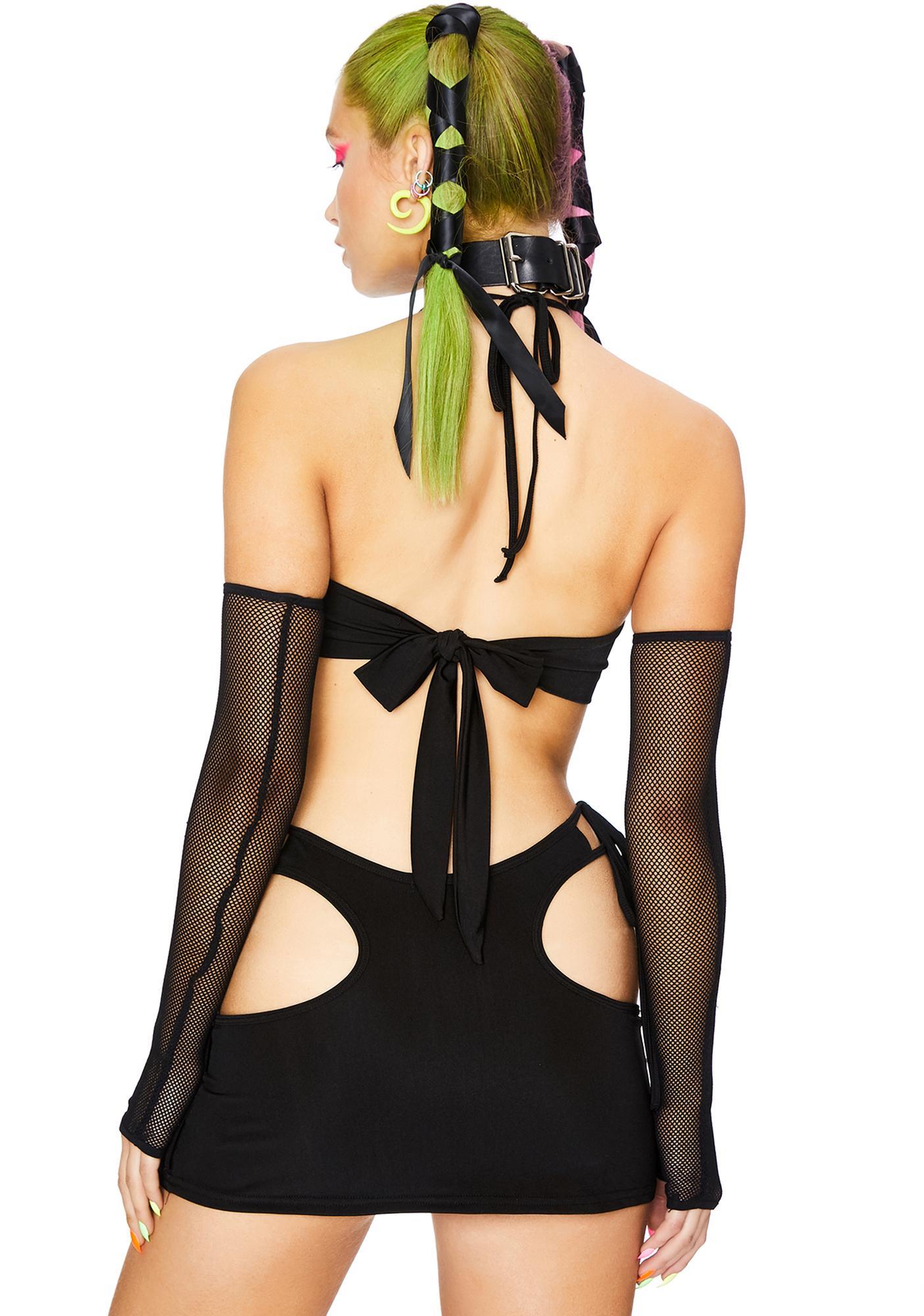Club Exx All Night Long Skirt Set
