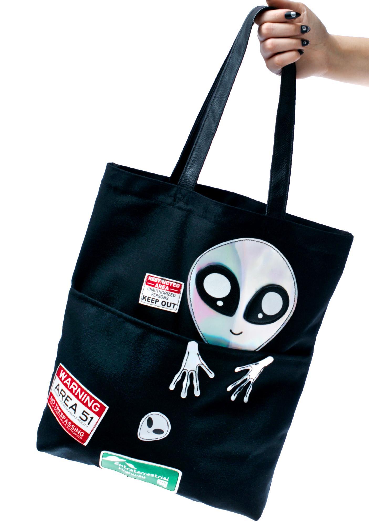 Area Fifty-Fun Tote Bag