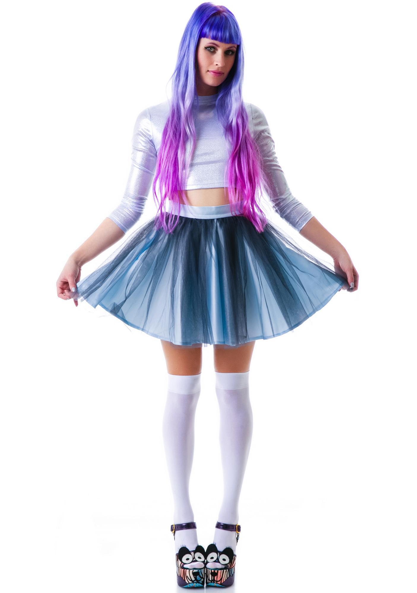Obscure Couture Annouk Tutu Mini Skirt
