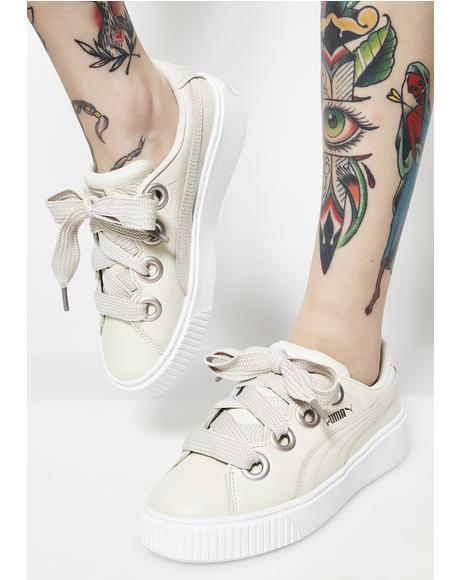 Platform Kiss Lea Sneakers