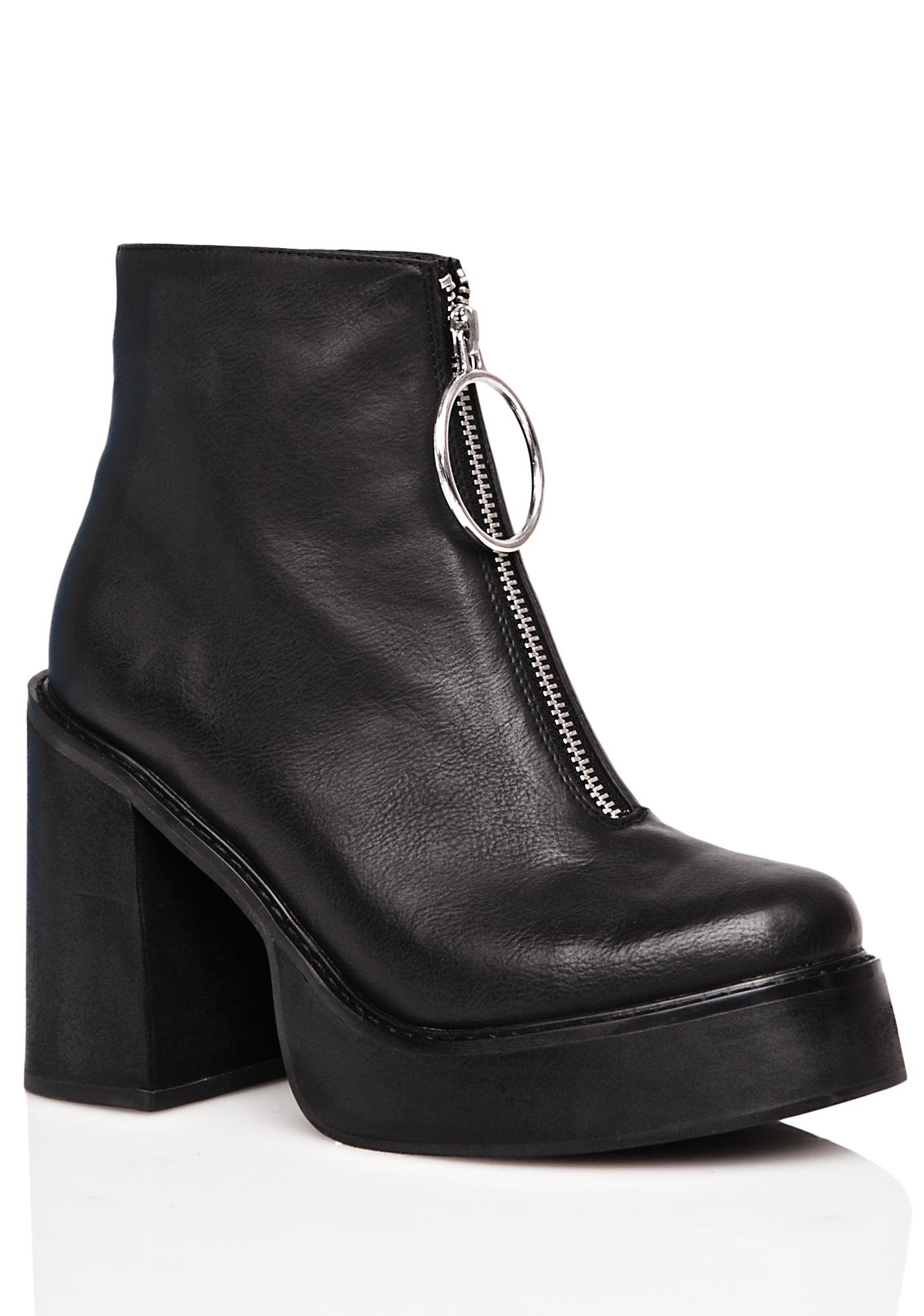 6291b1d344eb Current Mood Franky Platform Boots · Current Mood Franky Platform Boots ...
