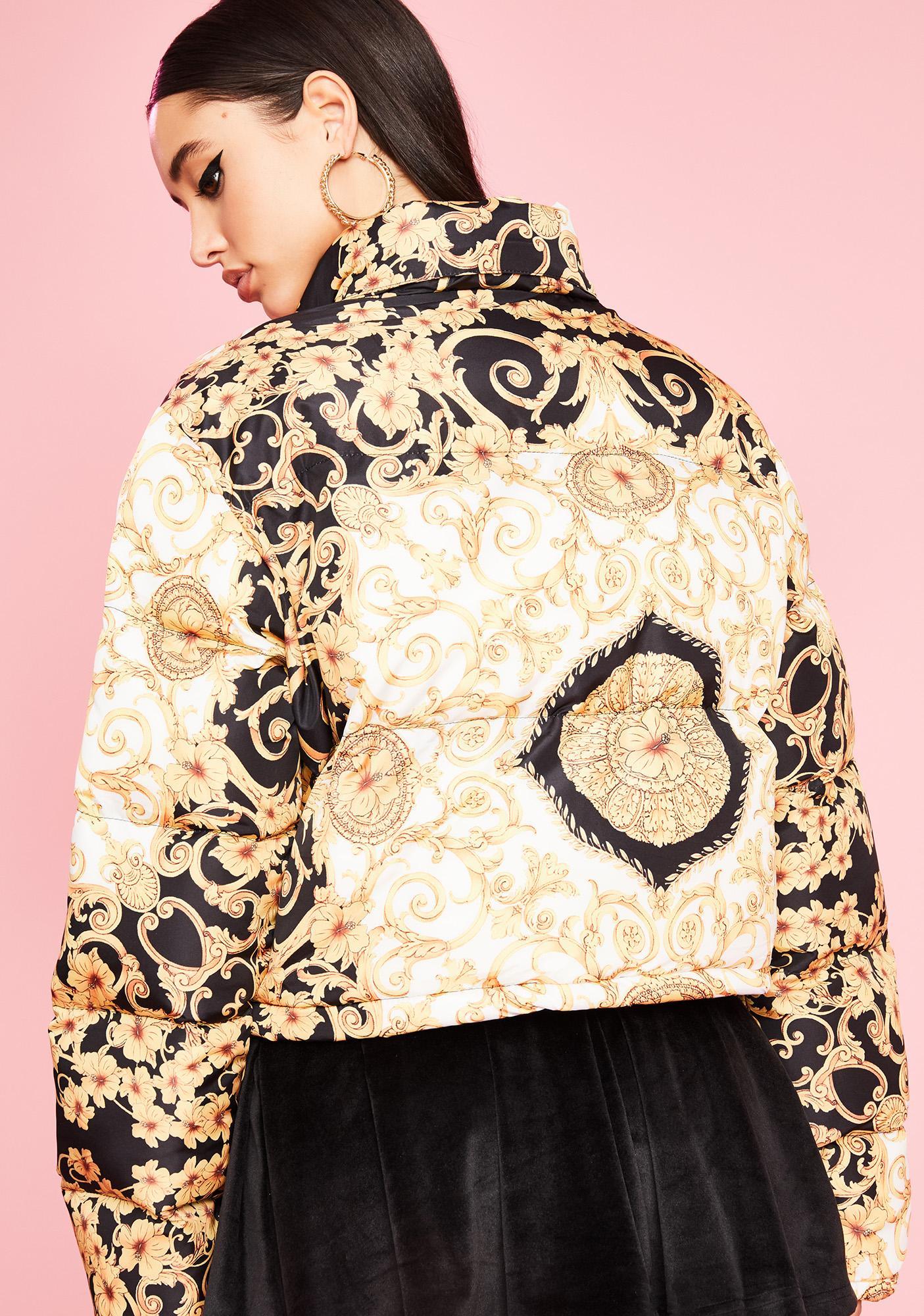 Sugar Thrillz Haute Lust Puffer Jacket