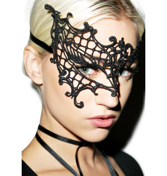 Daring Diva Eye Mask