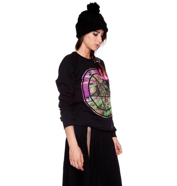 Pentagrass Sweatshirt