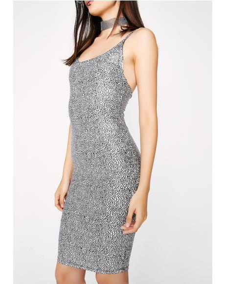 Never Average Bodycon Dress