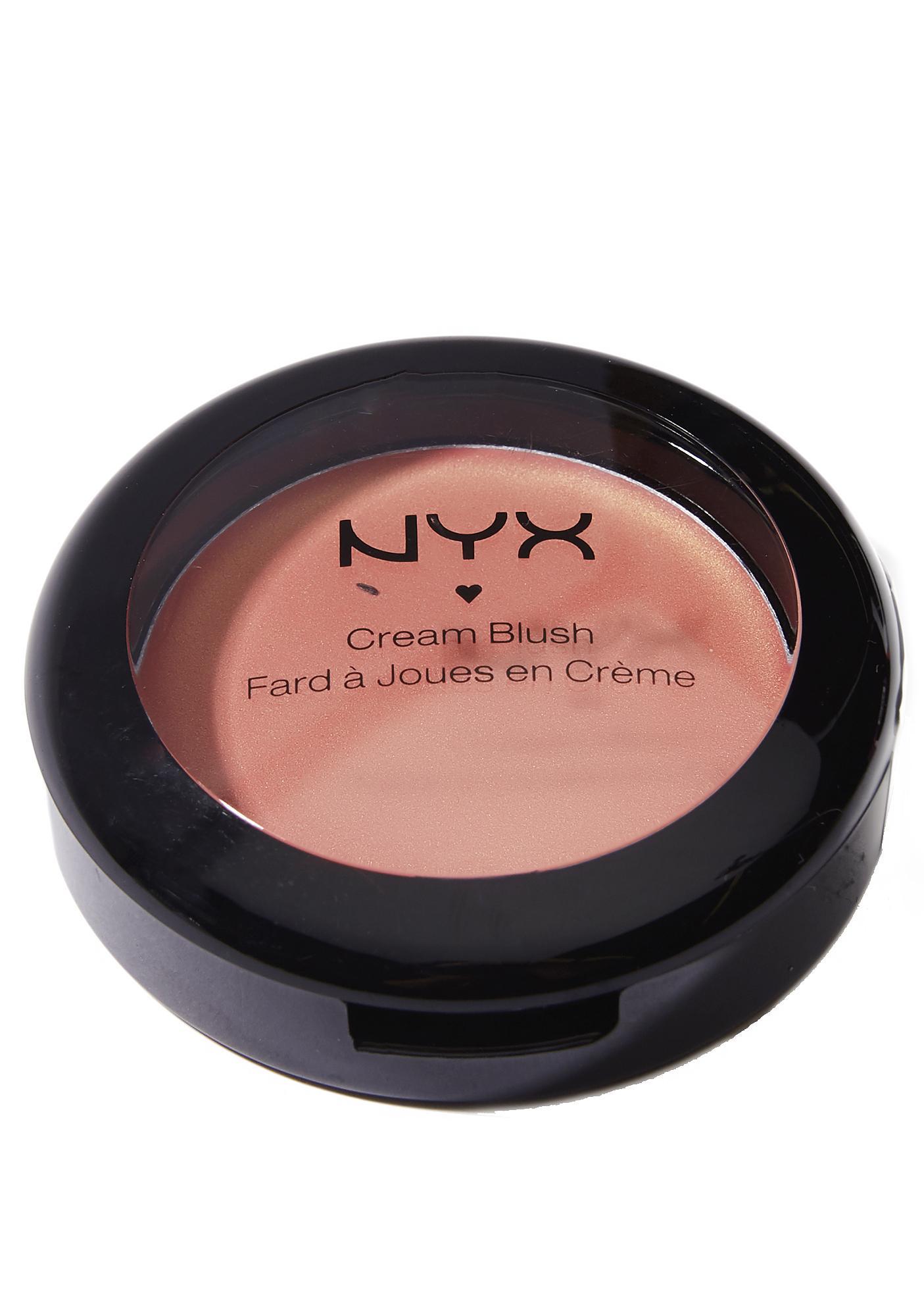 NYX Tickled Cream Blush