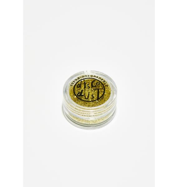 Disco Dust London Gold Fine Biodegradable Glitter
