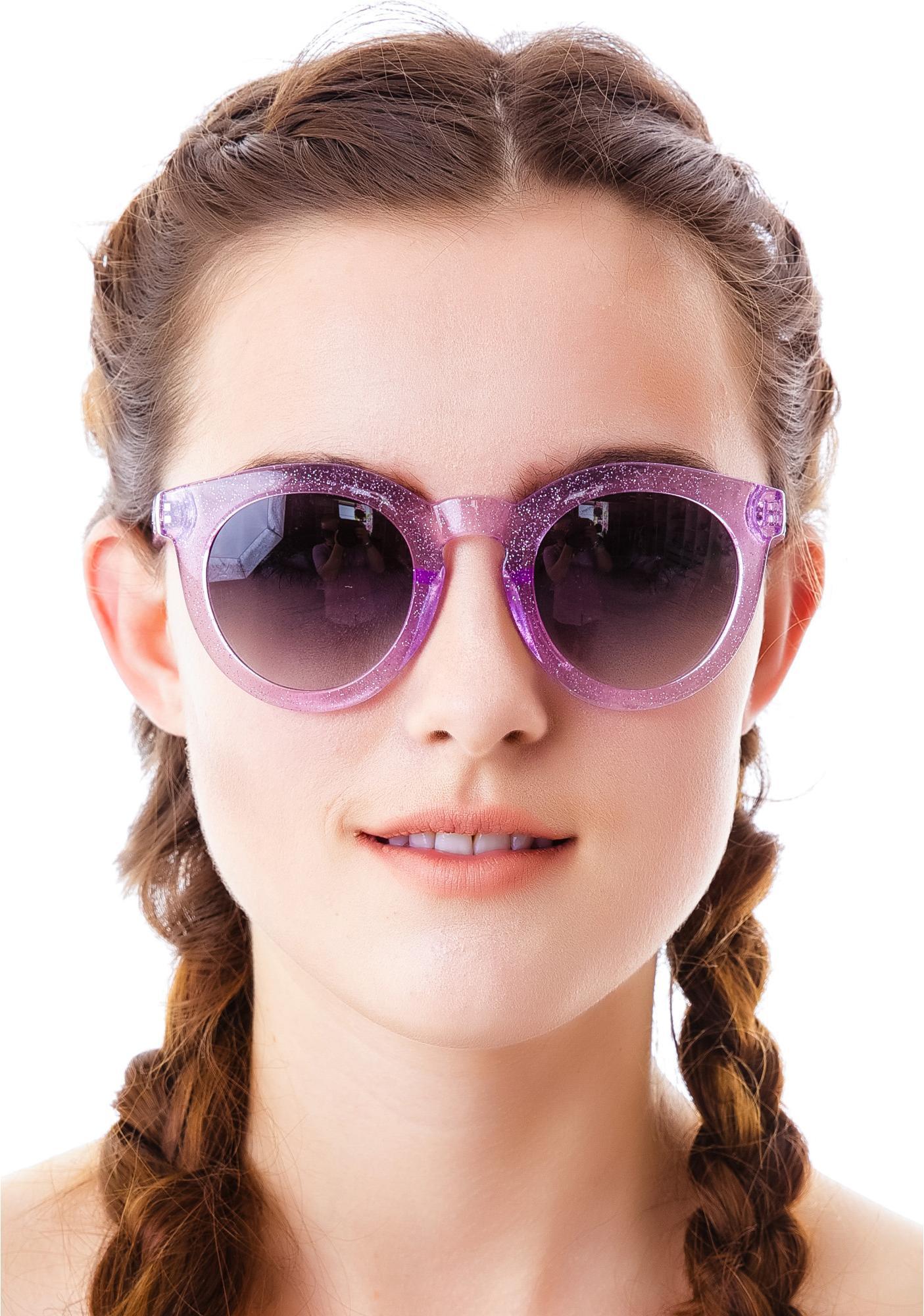 Crap Eyewear The TV Eye Sunglasses