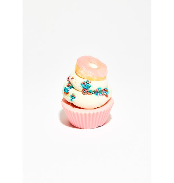 New York's Bathhouse Jelly Donut Cupcake Soap