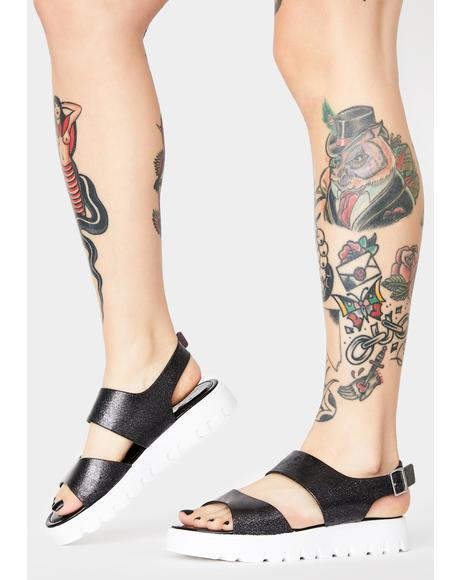 Tell Me Why Platform Sandals