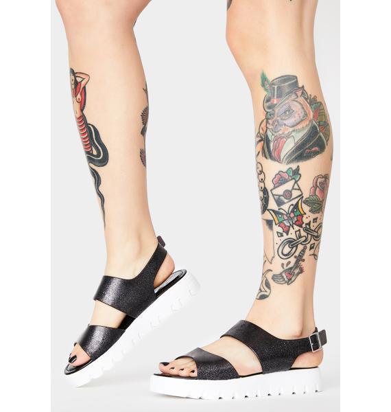 Tell Me Why Platform Sandals
