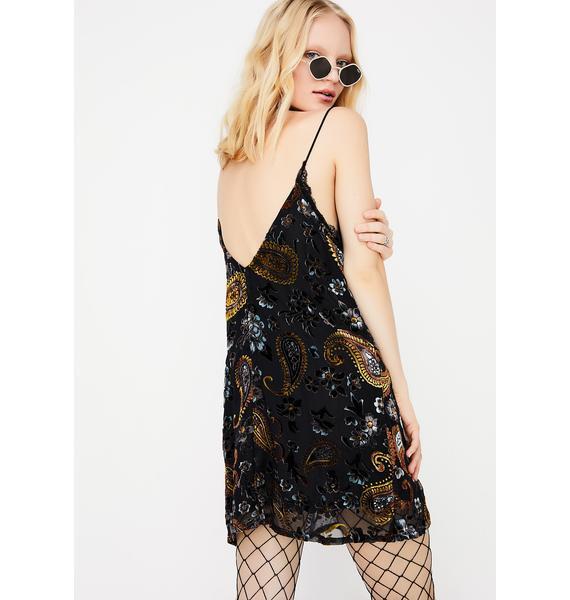 Sprung Up Slip Dress