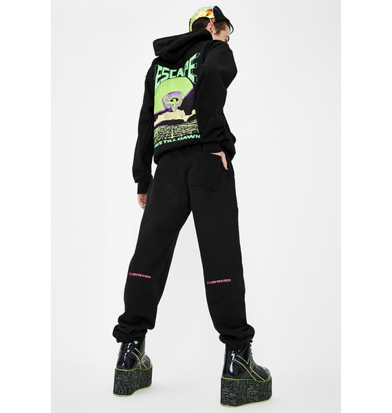 Club Fantasy Hyperactive Jogger Sweatpants