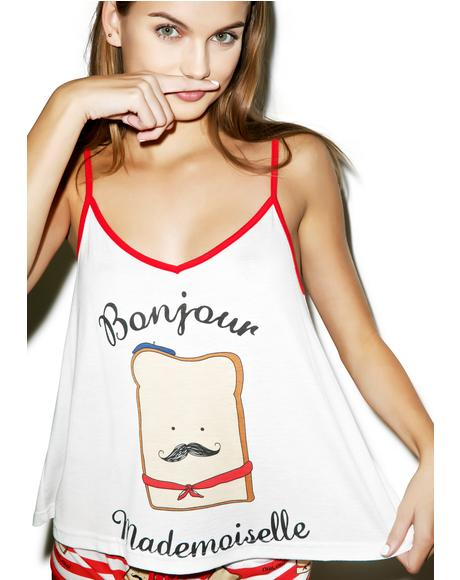 French Toastie Cami