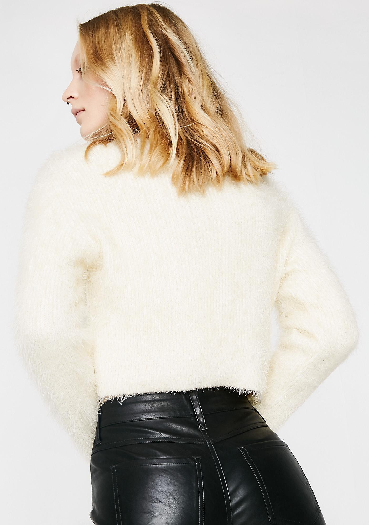 Fuzzy Feelz Sweater