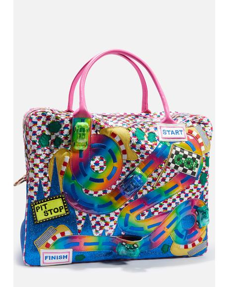 Rainbow Highway Handbag