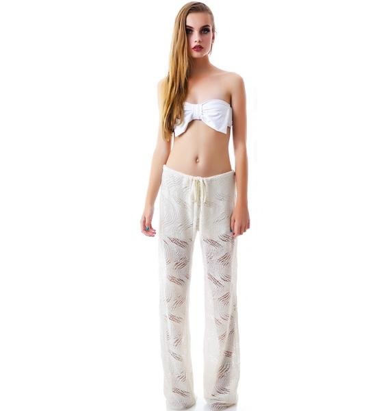 Lifes a Beach Knit Pants