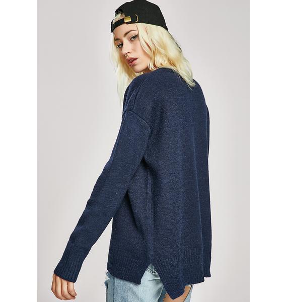 Yoko Cut-Out Sweater