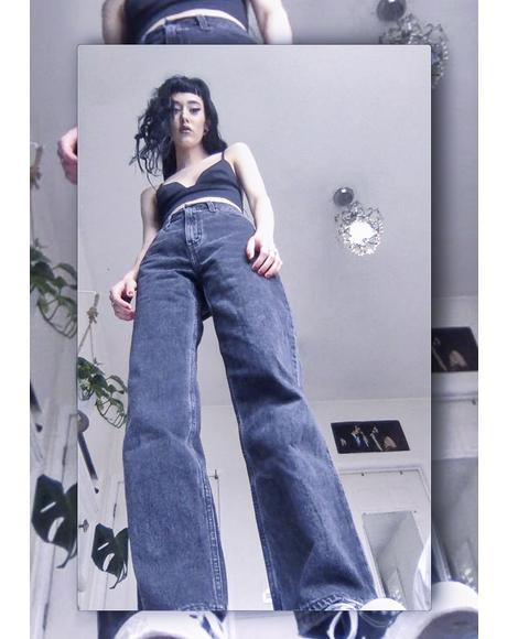 Rad Dad Boyfriend Jeans
