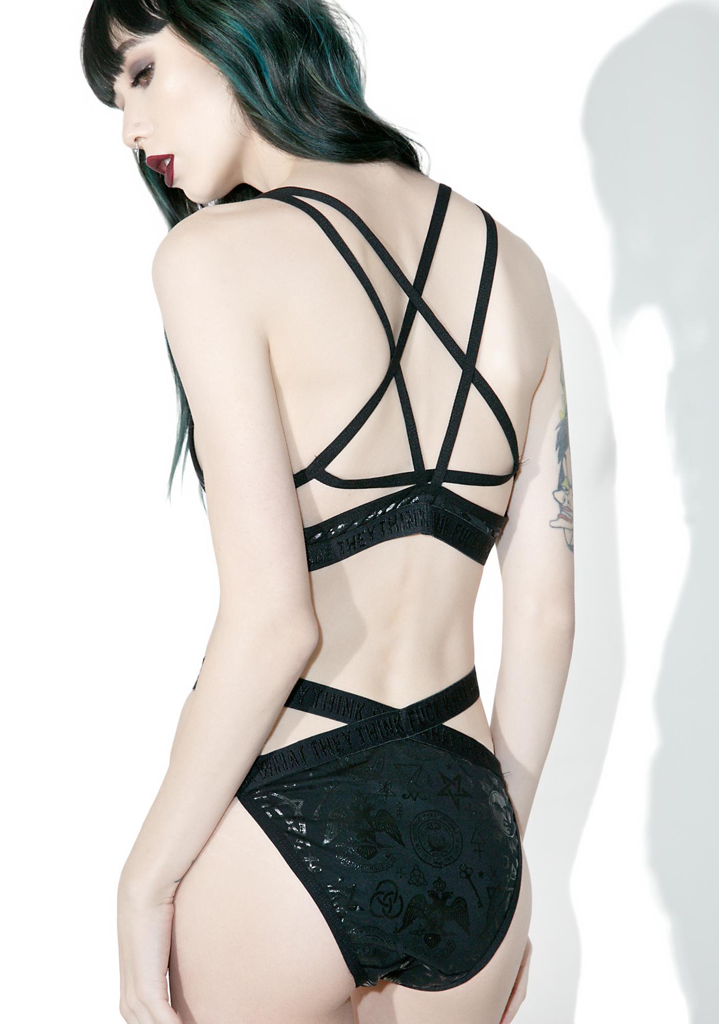 Killstar Vix-Sin XOXO Panty