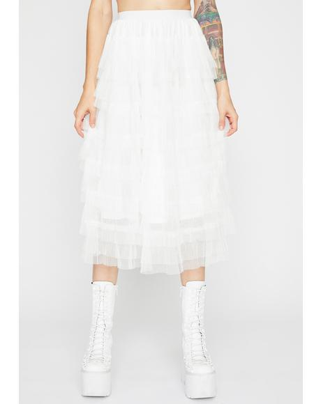 Pure Maiden Mayhem Tulle Skirt