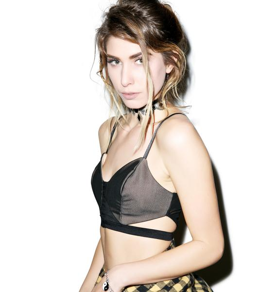 Evil Twin Fast Forward Bralette