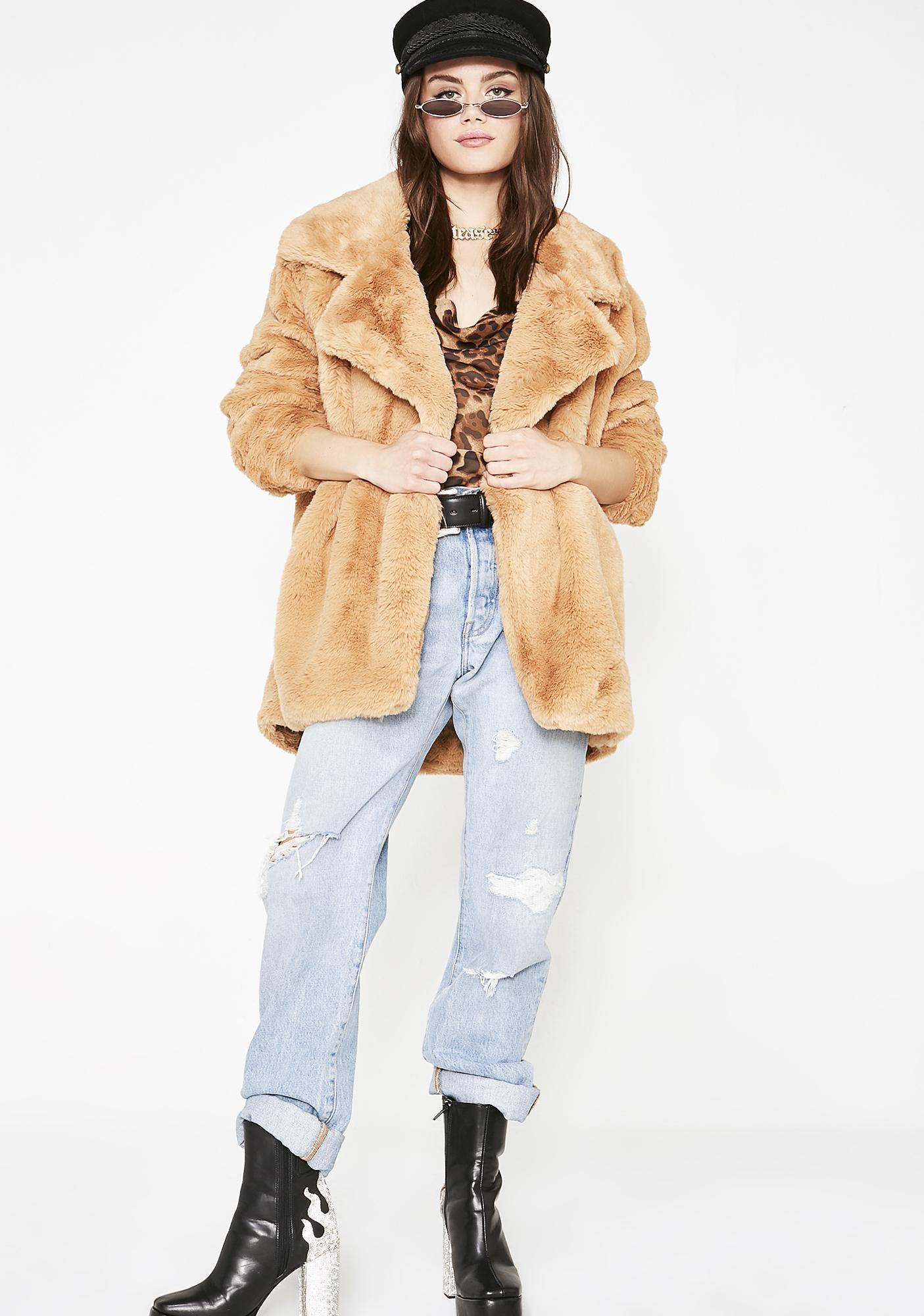 Tiger Mist Fawkner Jacket