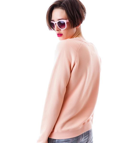 Zoe Karssen Missing Stolen Unicorn Sweatshirt