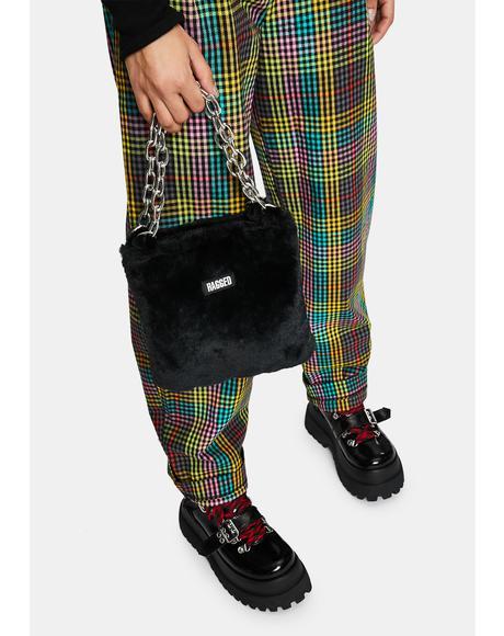 Temper Faux Fur Grab Bag