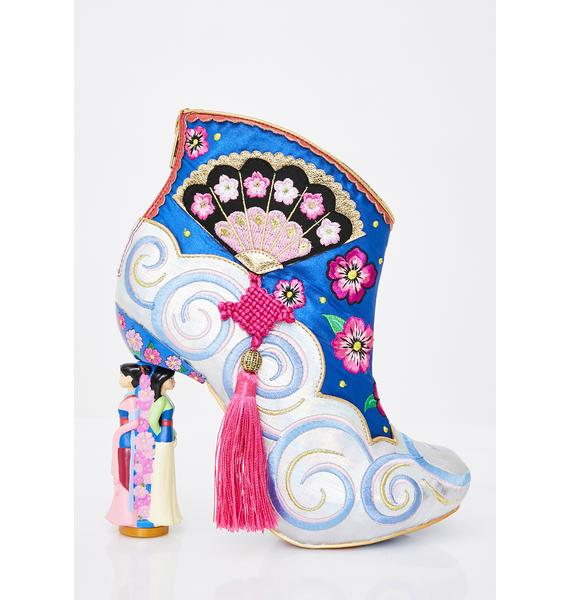 Irregular Choice Be True To Who You Are Boots