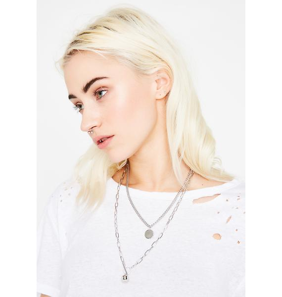 Chain Me Layered Necklace