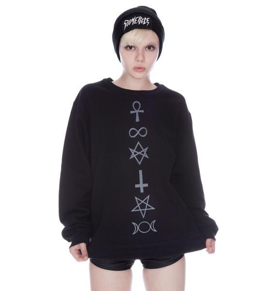 Symbolism Sweater