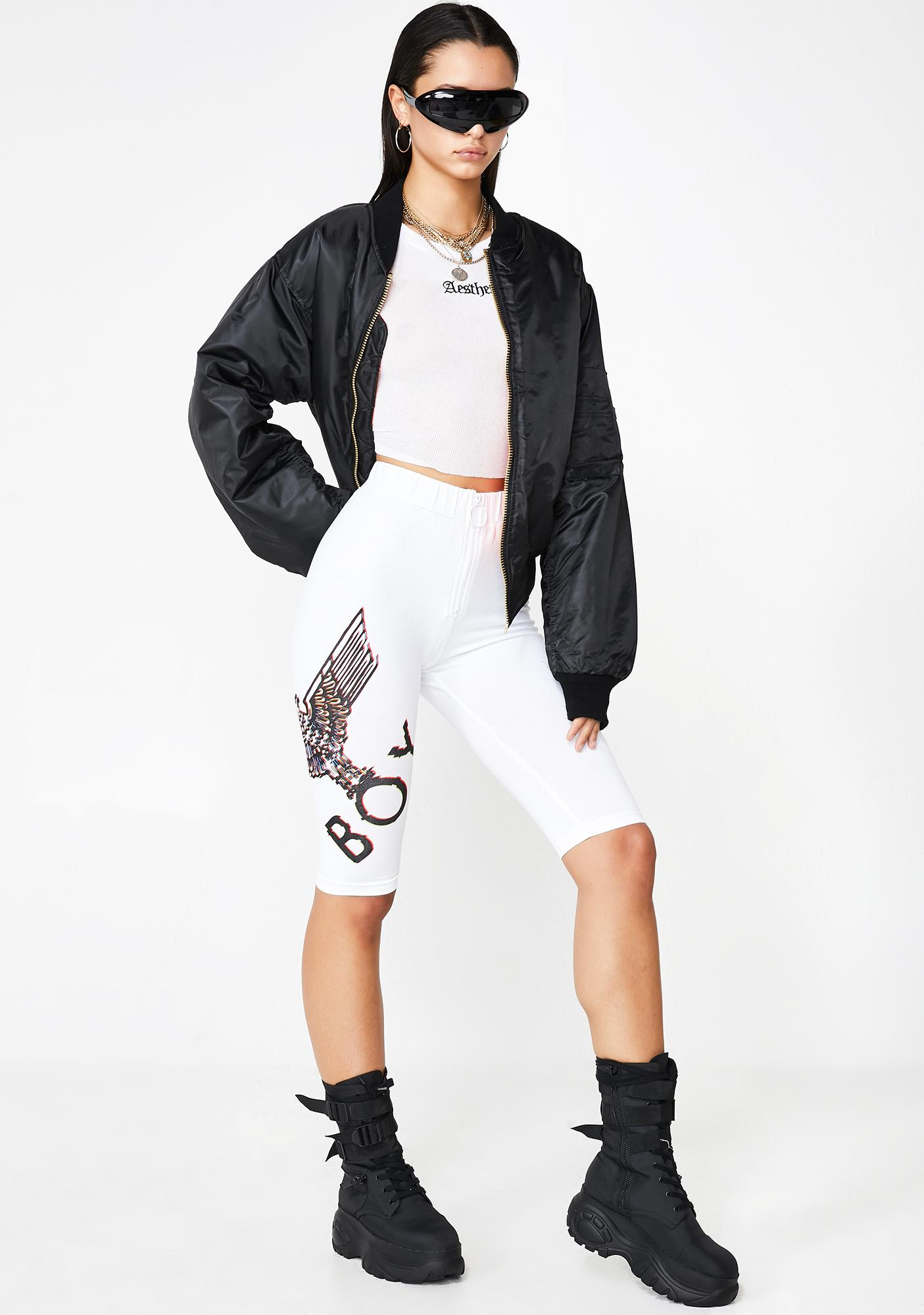 BOY London Boy Eagle Cycling Shorts