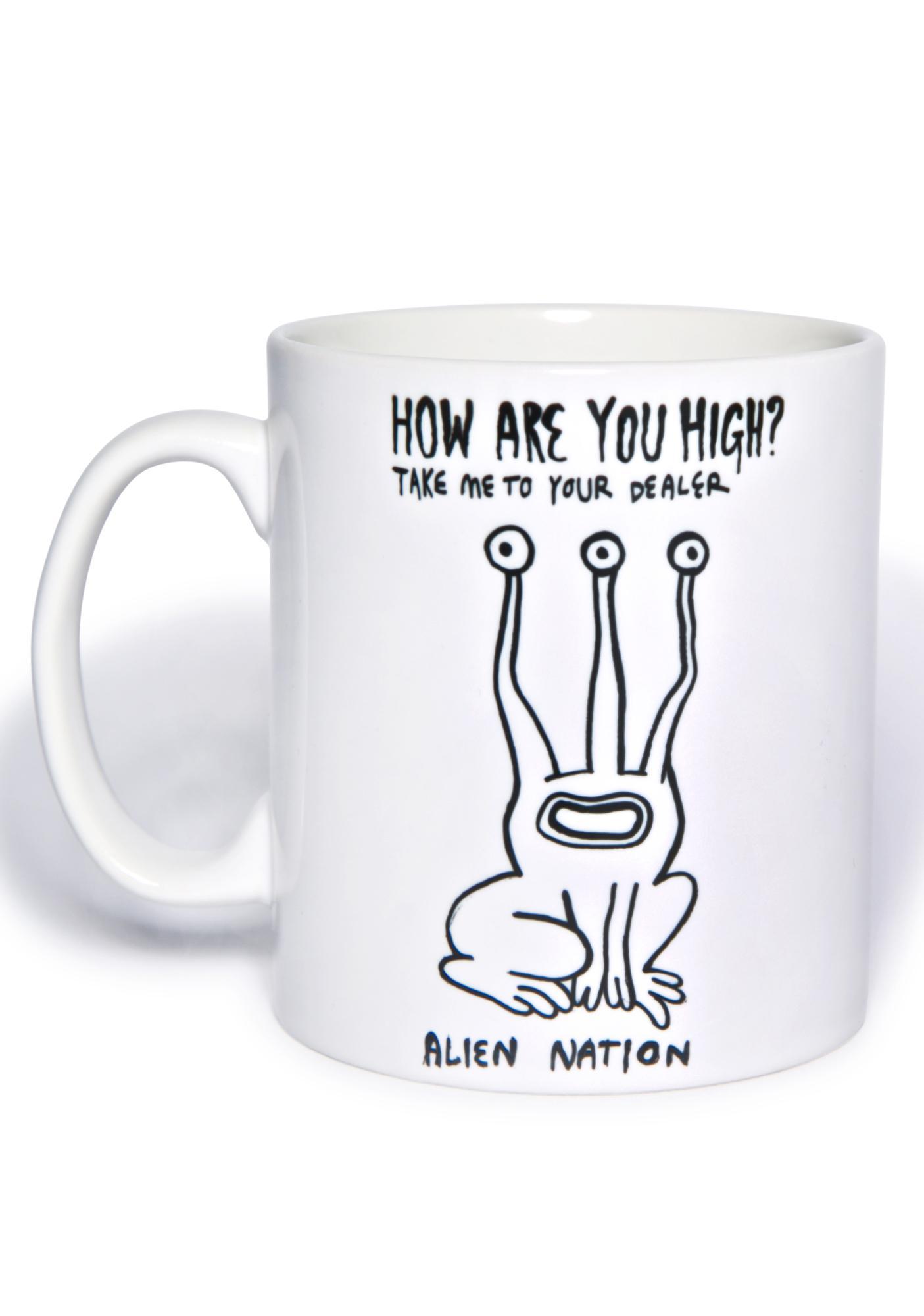 Disturbia High Mug