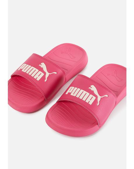 Pink Popcat 20 Slides