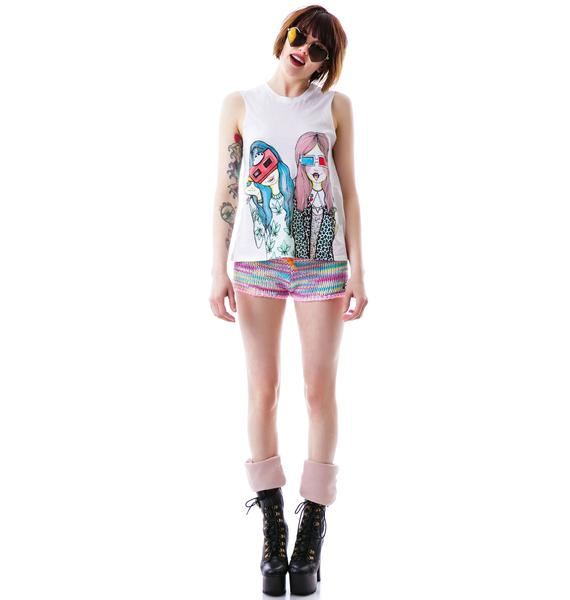 Valfré Vision Girls Muscle Tee