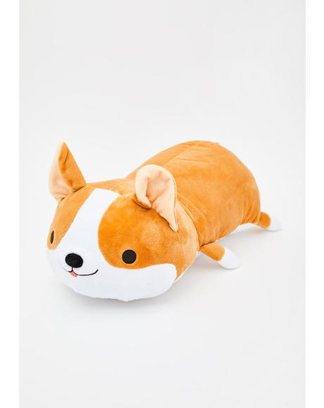 Milo Corgi Vibrating Plush