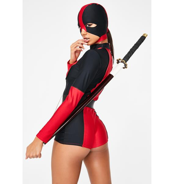 Forplay Hunt You Down Costume Set