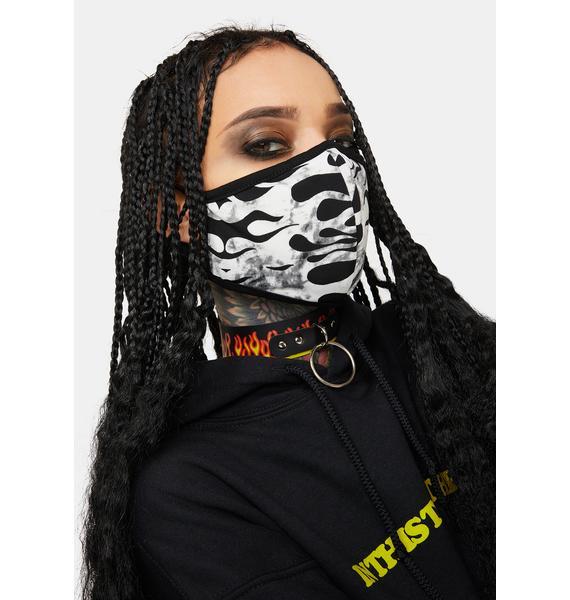 Light It Up Face Mask