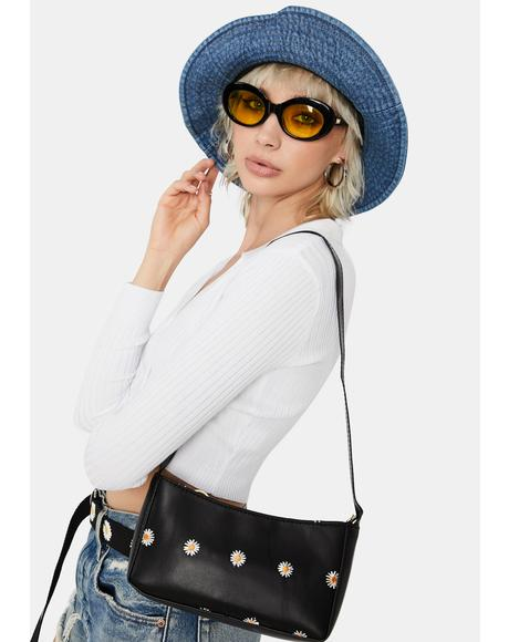Hella Cute Daisy Shoulder Bag