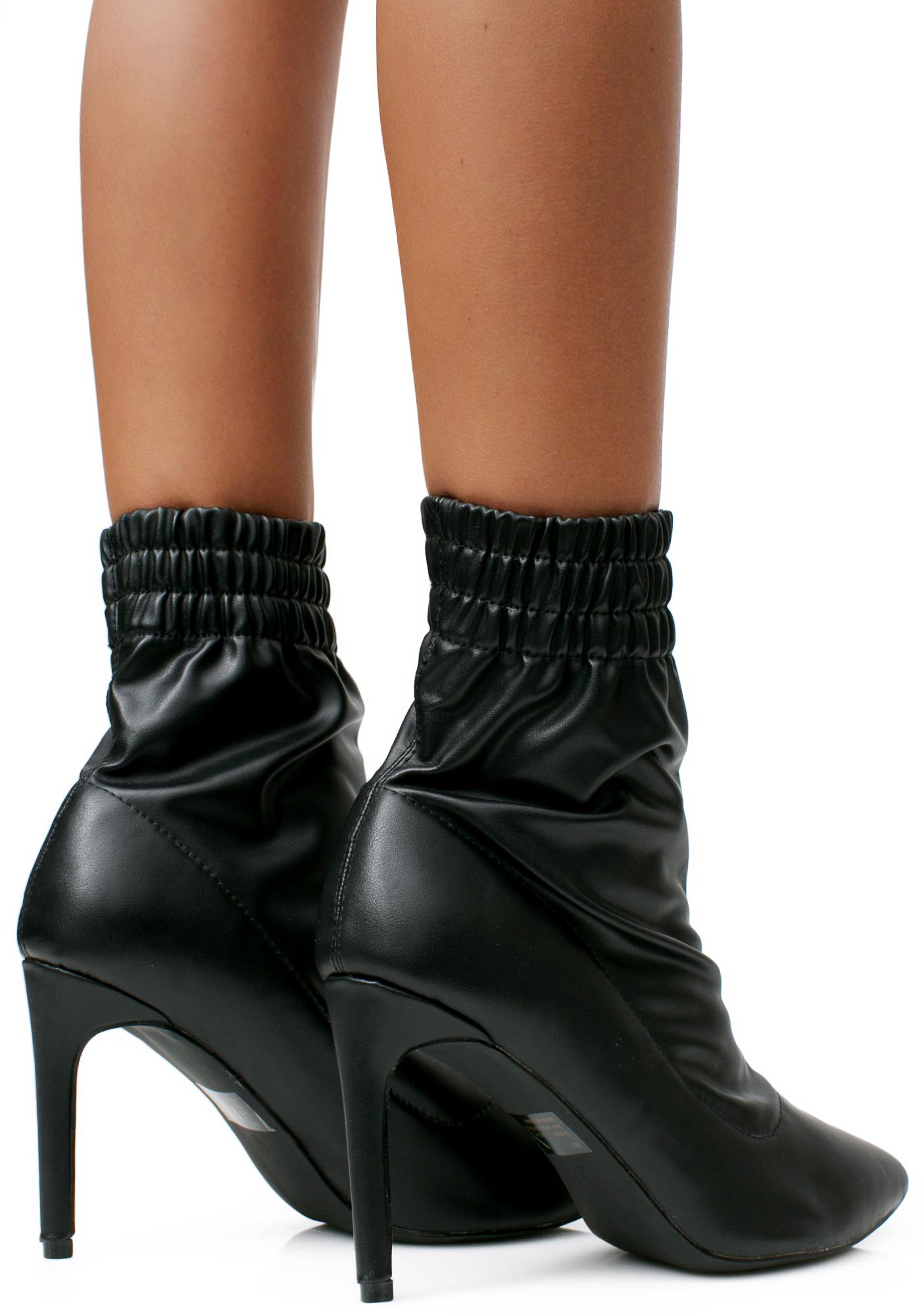 Modern Day Muse Cinched Booties