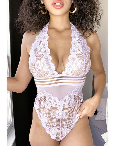 Everything U Need Lace Teddy