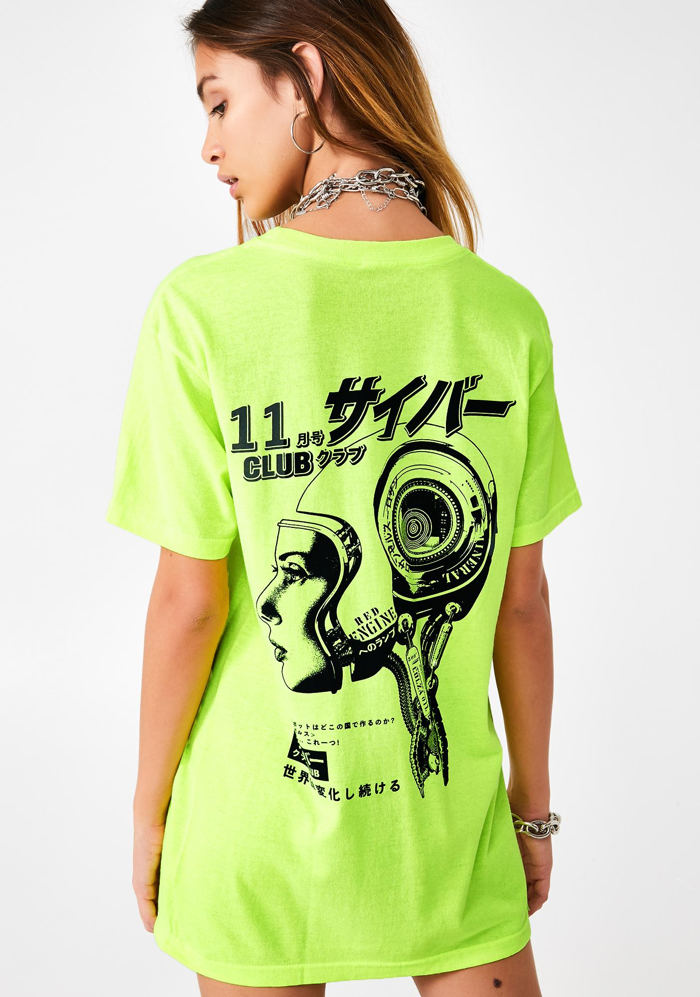 ILL INTENT Club II Graphic Tee
