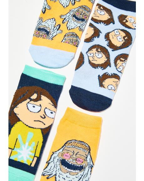 Hippie Frenz Sock Set