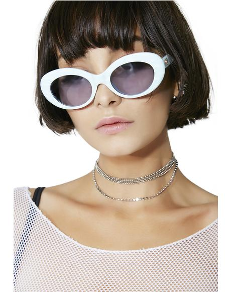 The Love Tempo Sky Sunglasses
