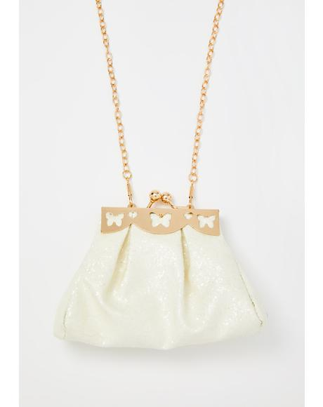 Butterfly Dreams Chain Purse