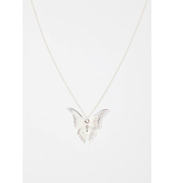 Prissy Pixie Chain Necklace