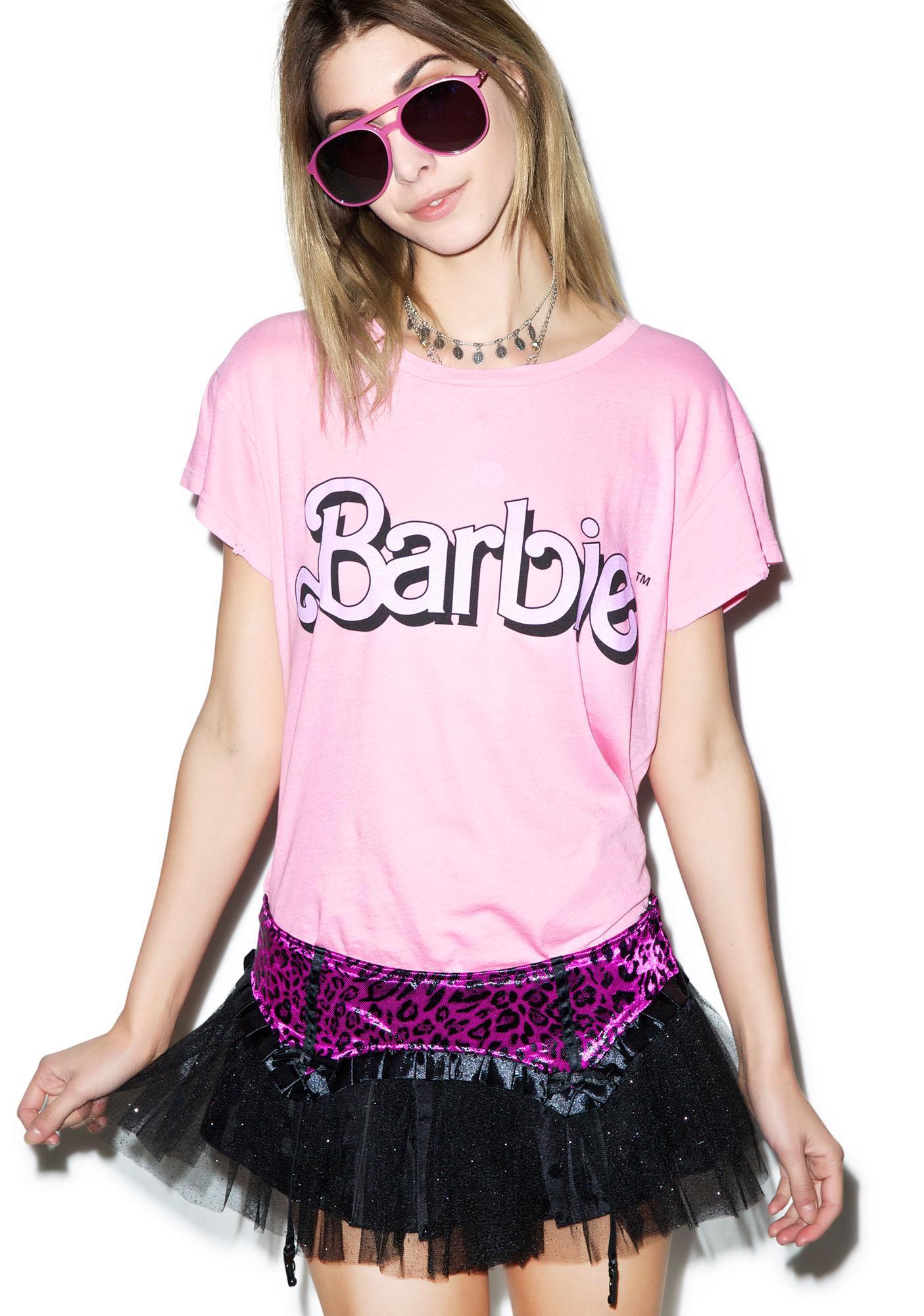 Lip Service Cheetah Girls Tutu Skirt